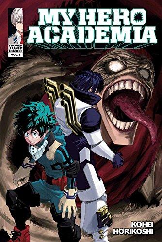 My Hero Academia, Vol. 6 por Kohei Horikoshi