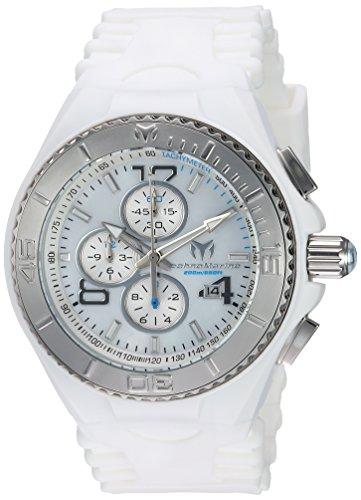 TechnoMarine Cruise Reloj de Hombre Cuarzo Correa de Silicona TM-115299