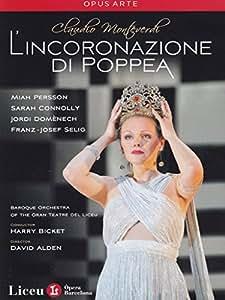 Monteverdi: L'Incoronazione Di Poppea (Opus Arte: OA1073D) [DVD] [2010] [NTSC]