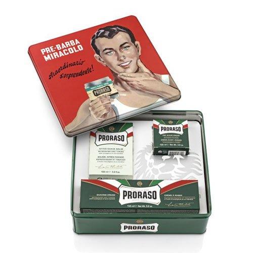Proraso 14541 Kit rasage Vintage Gino