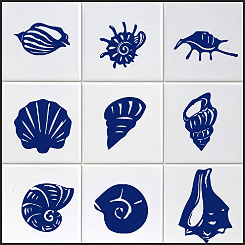 10-x-shells-set-of-stickers-10-12-cm-high-quality-sticker-decal-decals-for-kitchen-bathroom-cars-vin