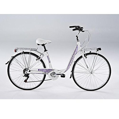 ELVIS MUJER VERTEK BICICLETA 26 7 VELOCITALILA (CITY)/BICYCLE VEGAS FOR WOMAN 26 7 LILAC () CITY SPEED