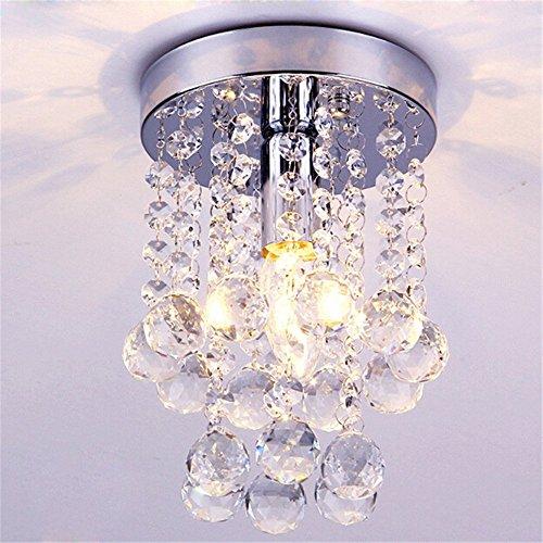 Kids chandelier amazon delipop crystal chandeliers ceiling light with flush mount for kids bedroom living room hallway kitchen aloadofball Gallery