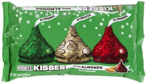 holiday-hersheys-kisses-milk-chocolate-with-almonds-8-ounce-bag-by-hersheys