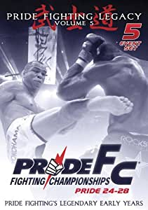 Pride Fc: Fighting Legacy 5 [DVD] [Region 1] [US Import] [NTSC]