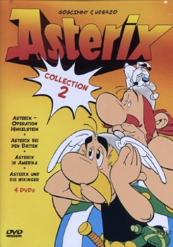 Asterix - Collection 2 [4 DVDs]