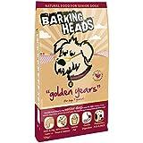 Barking Heads Dog Food Golden Years Senior - Chicken & Salmon 12kg