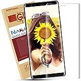 Note 8 Schutzfolie,Nakeey Galaxy Note 8 Displayschutzfolie Folie Panzerglas Displayschutz Glass Screen Protector für Samsung Galaxy Note 8 Schutzfolie [3D Vollständige Abdeckung]