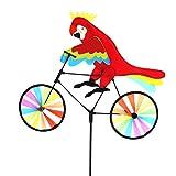 #7: Shopland | Toy Parrot Garden Wind Spinner/Windmill/Windcatcher