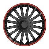 Universal Radzierblende Radkappe schwarz 16 Zoll für viele Fahrzeuge passend