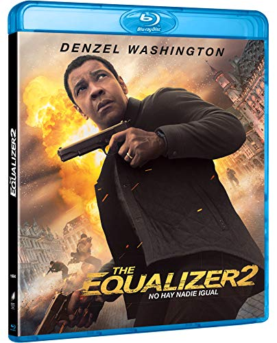The Equalizer 2 (+ BD) [Blu-ray]