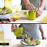 serliy Watering Can Förmiger Juicer-Grün-Plastikquetscher mit Ausgießer für Zitrone oder...