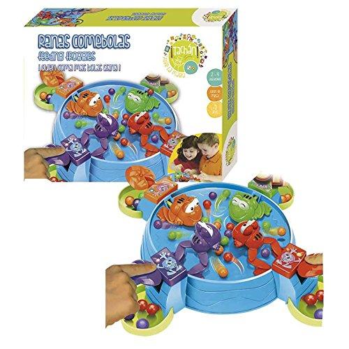 Tachan - Juego Ranas comebolas CPA Toy Group 17740