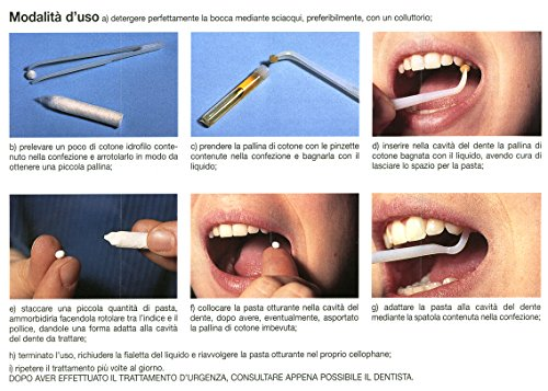 Zoom IMG-2 dentiline kit per pronto intervento