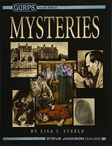 GURPS Mysteries por Lisa J. Steele