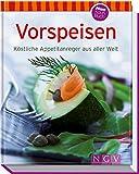 Vorspeisen (Minikochbuch): Köstliche Appetitanreger aus aller Welt (Minikochbuch Relaunch)