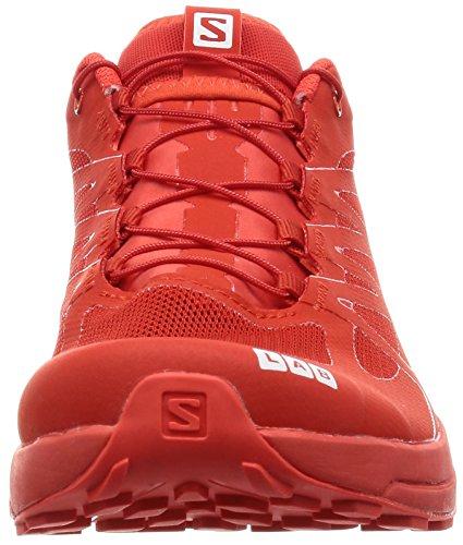 Salomon S-Lab Sense 6 Scarpe Da Trail Corsa - AW17 Rot
