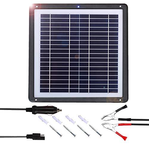 SARONIC - Cargador batería Coche 15 W 12 V módulo