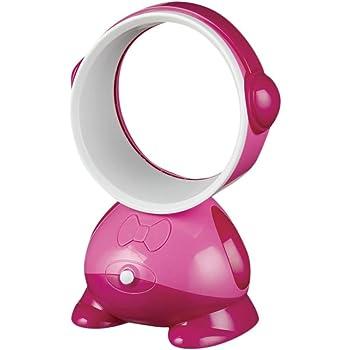Sunnymi USB Desktop Fan Bladeless Tischventilatoren Luftgebläse Ventilator  Kühlblättrige Tischgeräte Moving Flow Cooler Mechanischer Lüfter  Geräuscharm ...