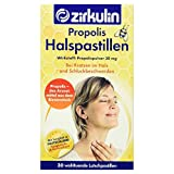 Zirkulin Propolis Halspastillen, 30 Stück