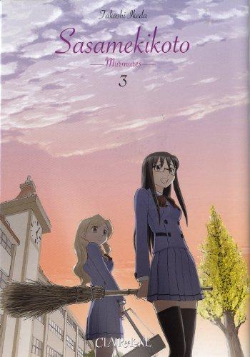 Sasamekikoto, Tome 3 : par Takashi Ikeda