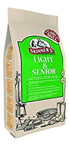 Skinner's Light and Senior Dog Food Dry Mix 15kg