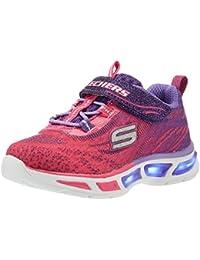 Skechers Mädchen S Lights: Litebeams Sneakers