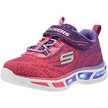 Skechers S Lights: Litebeams, Zapatillas para Niñas