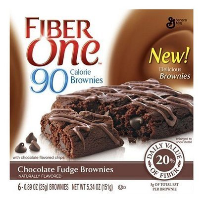 fiber-one-90-calorie-brownies-chocolate-fudge-534-ounce-pack-of-5-30-bars-by-fiber-one