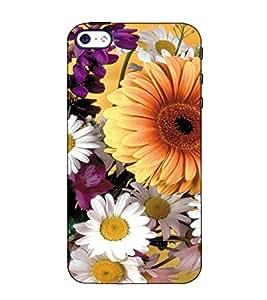 Fuson Designer Back Case Cover for Apple iPhone 4 (Designer Flower Pattern )
