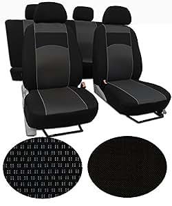 Housses de siège pour citroen c4 picasso iI génération 7 sièges de haute qualité au design extra longue durée 1–vIP