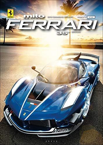 Der offizielle Ferrari Kalender 2019 »Mythos Ferrari«