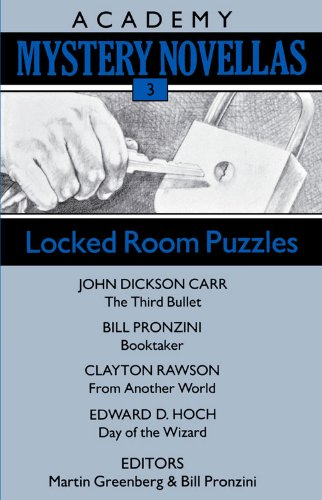 Locked Room Puzzles: Academy Mystery Novellas