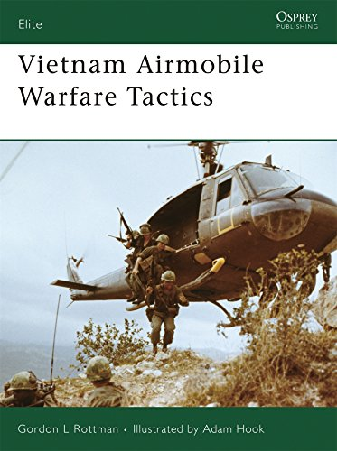 Vietnam Airmobile Warfare Tactics Cover Image