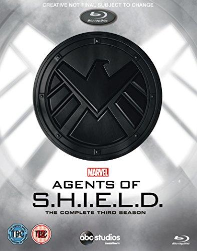Marvel's Agent of S.H.I.E.L.D. - Season 3 [Blu-ray] [2016] [Region Free]