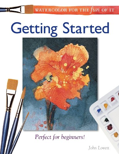 Watercolor for the Fun of It - Getting Started (Watercolor for the Fun of it S.)