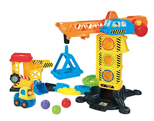 Image of VTech Baby Toot-Toot Drivers Construction Site - Multi-Coloured