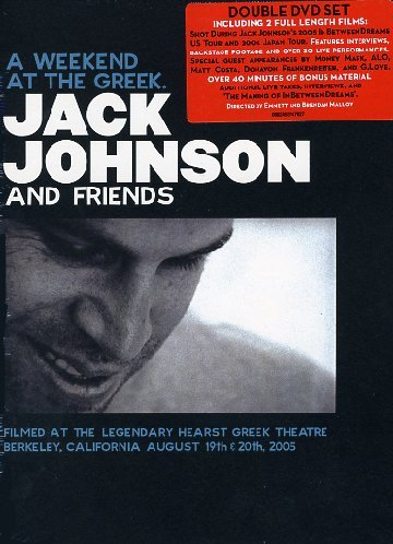 Jack Johnson - A Weekend at the Greek [2 DVDs]