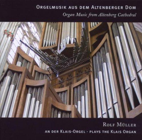 Orgelmusik aus dem Altenberger Dom