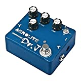 Best Guitar Compressors - Dr.J D-55 Aerolite Compressor Guitar Effects Pedal Review