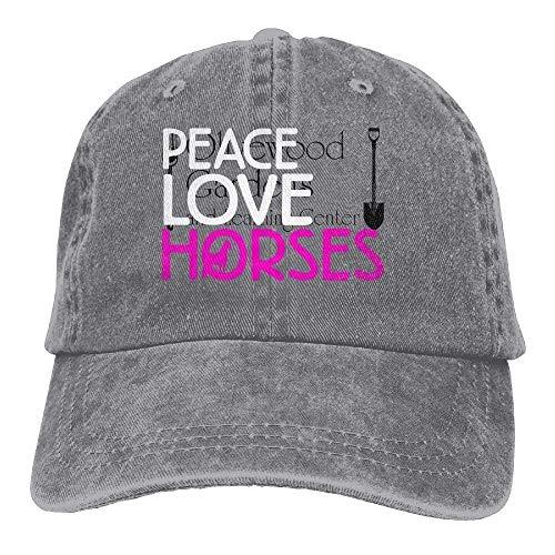 (GHEDPO Olive Wd Gardens Denim Baseball Caps Hat Adjustable Cotton Sport Strap Cap for Men Women)