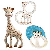 VULLI Sophie la Girafe aus Naturkautschuk Vulli Die Giraffe / Geschenkset