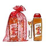 UMIDO Beautyset Hand-Lotion 45 ml Apfel-Zimt & Duschgel 250 ml Apfel-Zimt - 1 x 45 ml - 1 x 250 ml +...