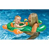Swimline 90251SL Me & You Baby Pool Float Goldfish