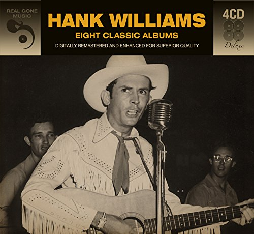 Eight Classic Albums Hank Williams (4 CD)