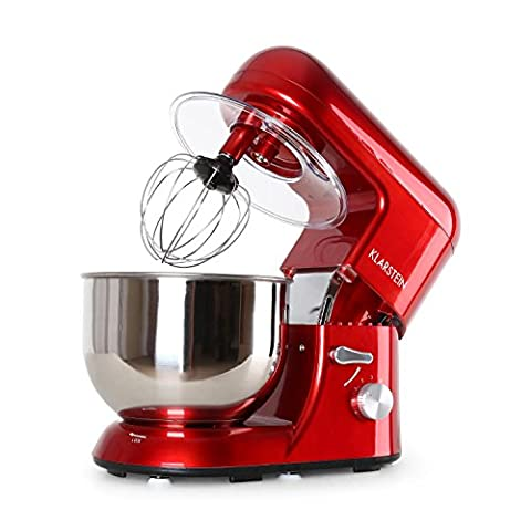 Klarstein Bella Rossa - Robot de cuisine multifonction - robot