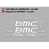 Aufkleber Fahrrad Bmc Kit 1 Kit Aufkleber Stickers 12 Stück Bici Bike Cycle Wählbar Cod 0469 Arancione Cod 035 Sport Freizeit