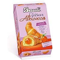 Bauli croissant all'albicocca confezione da 6 cornetti 300 gr (1000046232)