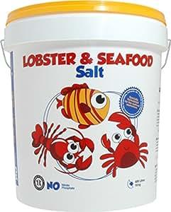 SEL LOBSTER pour viviers et crustacés 18kg - 600 Litres