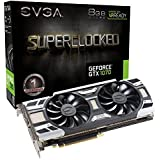 EVGA 08G-P4-6173-KR Carte graphique Nvidia GeForce GTX 1070 1784 MHz 8192 Mo PCI Express 3.0